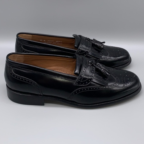 Bostonian Classics First Flex Leather Loafers